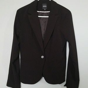 XOXO black blazer medium